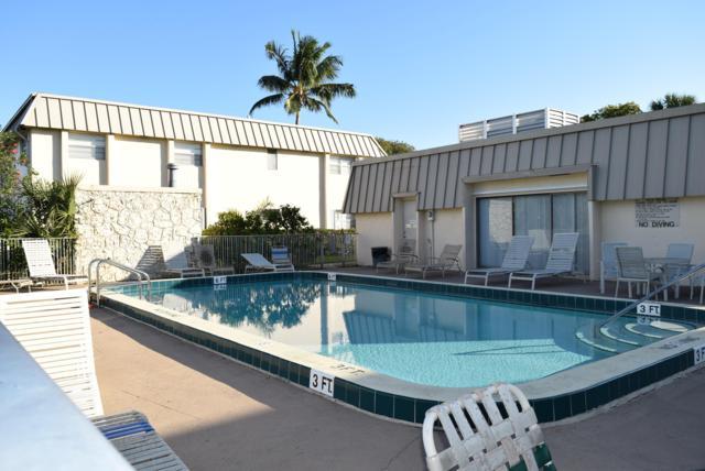 10693 N Military Trail #18, Palm Beach Gardens, FL 33410 (#RX-10496967) :: Blue to Green Realty