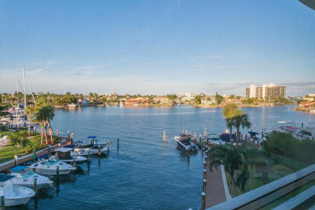 951 Spanish Circle 443-F, Delray Beach, FL 33483 (#RX-10497035) :: Blue to Green Realty