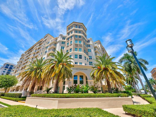 99 SE Mizner Boulevard #421, Boca Raton, FL 33432 (#RX-10497037) :: Blue to Green Realty