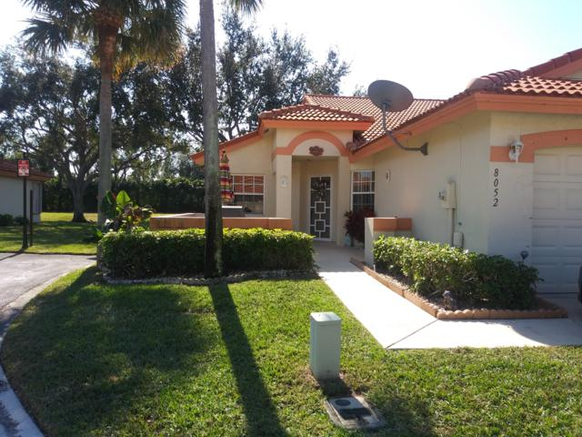 8052 Summer Shores Drive #8052, Delray Beach, FL 33446 (#RX-10497056) :: Blue to Green Realty