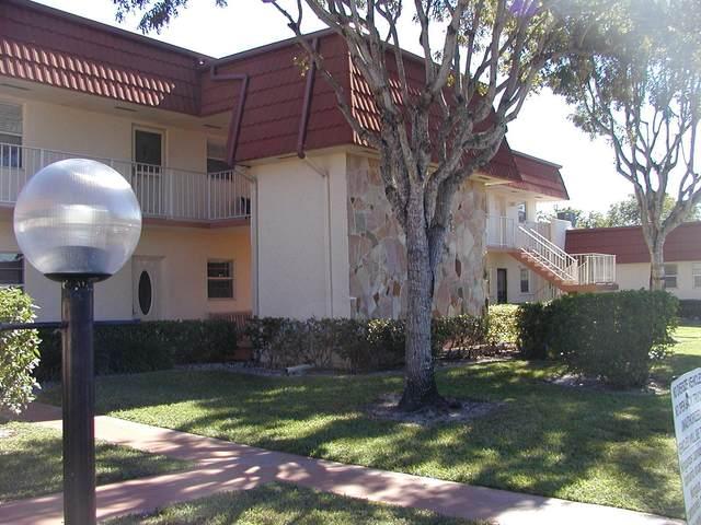 12007 Poinciana Boulevard S #203, Royal Palm Beach, FL 33411 (#RX-10497596) :: Ryan Jennings Group