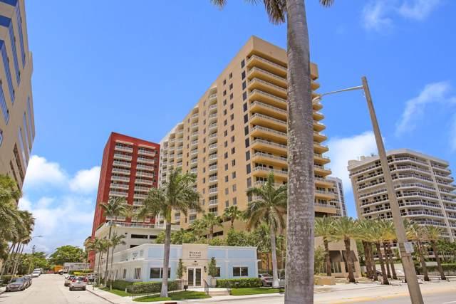 1551 N Flagler Drive #503, West Palm Beach, FL 33401 (#RX-10497658) :: Ryan Jennings Group