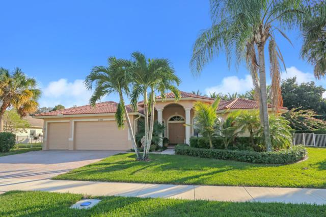 11300 Mainsail Court, Wellington, FL 33449 (#RX-10497691) :: Blue to Green Realty