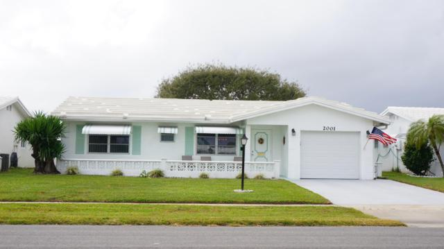 2001 Campanelli Boulevard, Boynton Beach, FL 33426 (MLS #RX-10498389) :: Castelli Real Estate Services