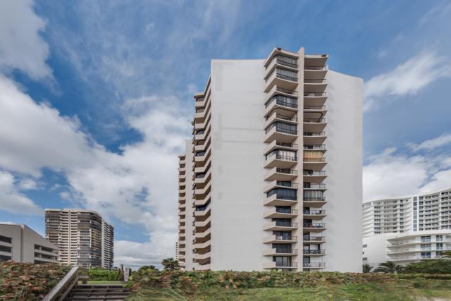 4200 N Ocean Drive 1-205, Riviera Beach, FL 33404 (MLS #RX-10500010) :: Berkshire Hathaway HomeServices EWM Realty