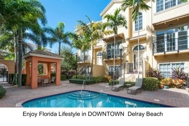 632 Renaissance Way, Delray Beach, FL 33483 (MLS #RX-10500077) :: EWM Realty International