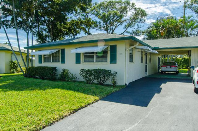 231 Cardinal Lane, Delray Beach, FL 33445 (#RX-10500445) :: Ryan Jennings Group