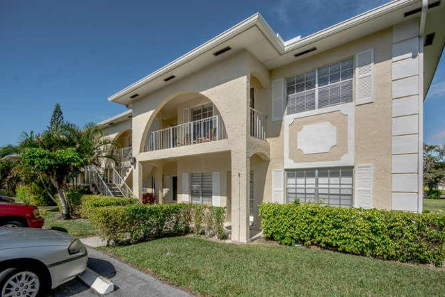 13968 Via Flora H, Delray Beach, FL 33484 (MLS #RX-10500623) :: EWM Realty International