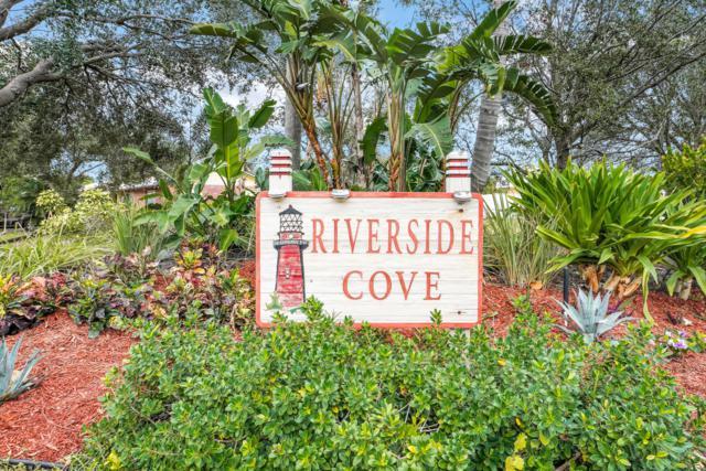 141 E Riverside Drive 10A, Jupiter, FL 33469 (#RX-10500830) :: Ryan Jennings Group
