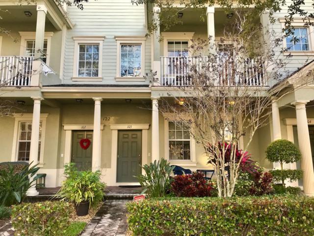 122 W Royal Palm Circle #103, Jupiter, FL 33458 (MLS #RX-10501155) :: Berkshire Hathaway HomeServices EWM Realty