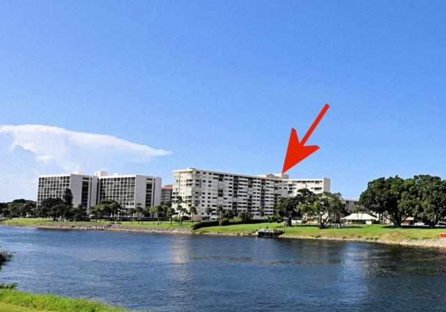 336 Golfview Road #703, North Palm Beach, FL 33408 (#RX-10501602) :: Ryan Jennings Group