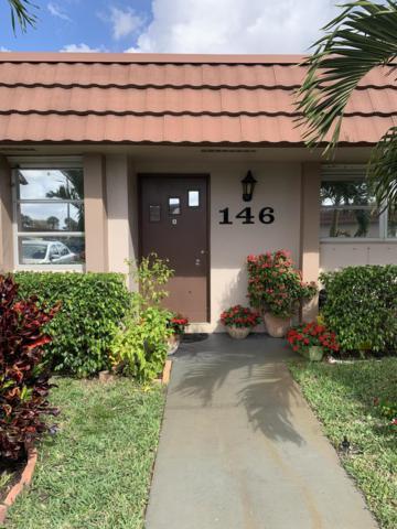 5775 Fernley Drive W #146, West Palm Beach, FL 33415 (#RX-10501795) :: Weichert, Realtors® - True Quality Service