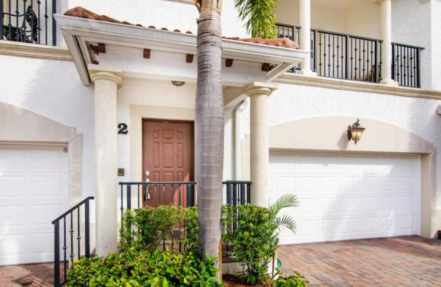 816 Prosperity Farms Road #2, North Palm Beach, FL 33408 (MLS #RX-10501891) :: EWM Realty International