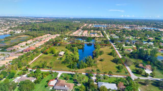 575 Whippoorwill Trail, West Palm Beach, FL 33411 (#RX-10502341) :: The Reynolds Team/Treasure Coast Sotheby's International Realty