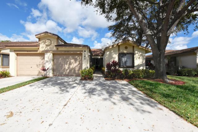 8167 Whispering Palm Drive, Boca Raton, FL 33496 (MLS #RX-10502804) :: EWM Realty International