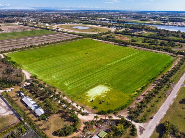 7302 Park Lane, Lake Worth, FL 33449 (MLS #RX-10503072) :: Berkshire Hathaway HomeServices EWM Realty