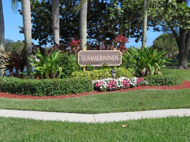 8085 Whispering Palm Drive A, Boca Raton, FL 33496 (MLS #RX-10503240) :: EWM Realty International