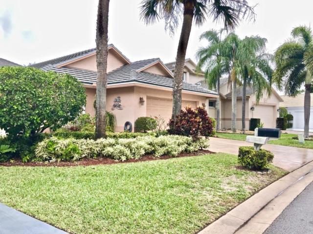 145 Harbor Lake Circle, Greenacres, FL 33413 (#RX-10503297) :: The Reynolds Team/Treasure Coast Sotheby's International Realty