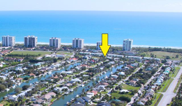 2800 Flotilla Terrace, Hutchinson Island, FL 34949 (MLS #RX-10503510) :: EWM Realty International