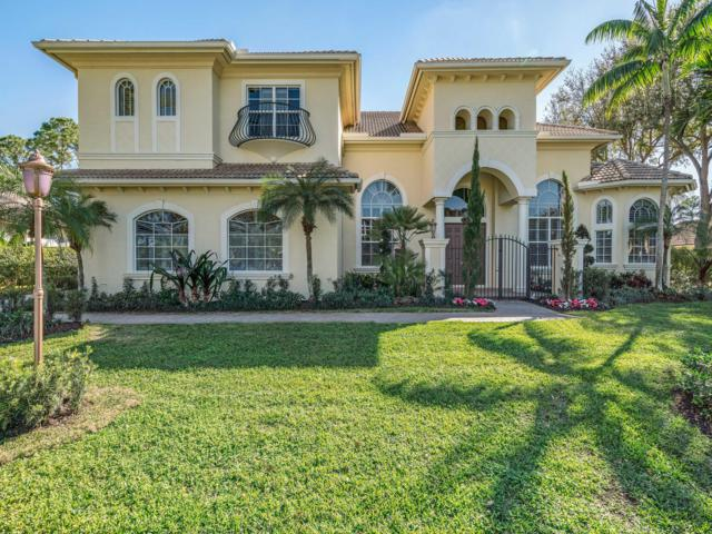 4252 Gleneagles Drive, Boynton Beach, FL 33436 (#RX-10503580) :: The Reynolds Team/Treasure Coast Sotheby's International Realty