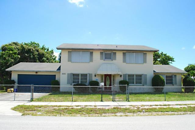 101 NW 9th Avenue, Delray Beach, FL 33444 (#RX-10503730) :: Ryan Jennings Group