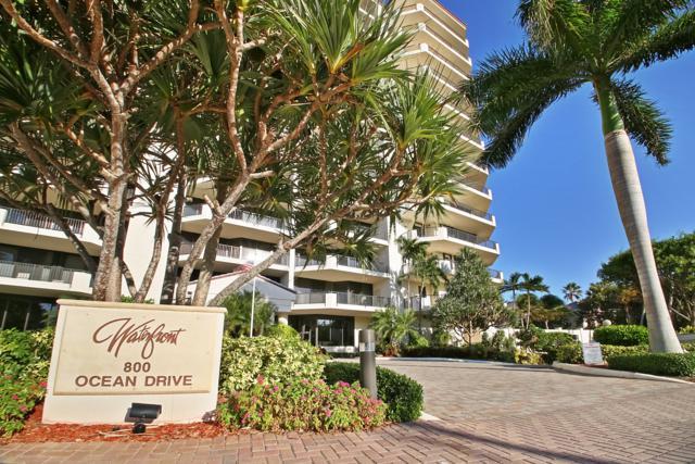 800 Ocean Drive Ph1, Juno Beach, FL 33408 (#RX-10503848) :: The Rizzuto Woodman Team