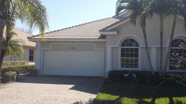 760 NW Red Pine Way, Jensen Beach, FL 34957 (MLS #RX-10503894) :: EWM Realty International