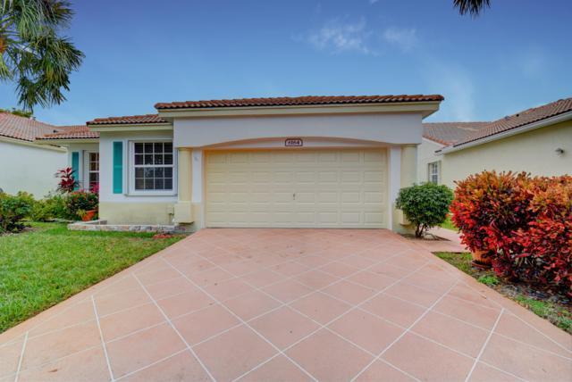 6164 Petunia Road, Delray Beach, FL 33484 (MLS #RX-10504083) :: EWM Realty International