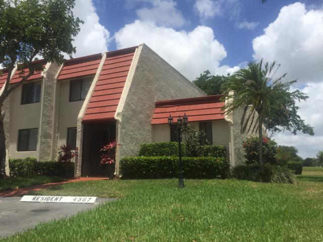 4367 Trevi Court, Lake Worth, FL 33467 (MLS #RX-10504963) :: EWM Realty International