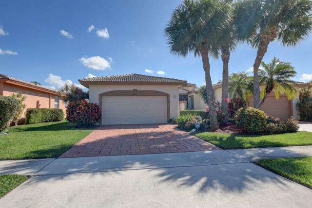 10820 Royal Caribbean Circle, Boynton Beach, FL 33437 (MLS #RX-10505297) :: EWM Realty International