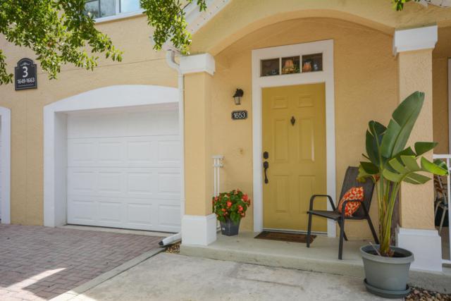 1653 SE Pomeroy Street 3-6, Stuart, FL 34997 (#RX-10505306) :: The Rizzuto Woodman Team