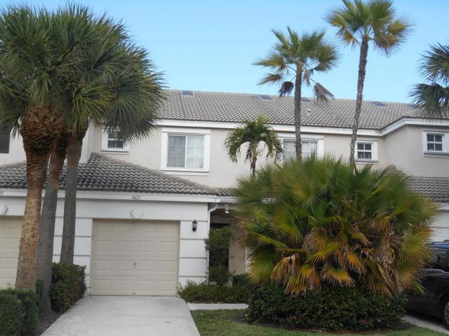 4611 Palmbrooke Circle, West Palm Beach, FL 33417 (#RX-10505459) :: The Rizzuto Woodman Team