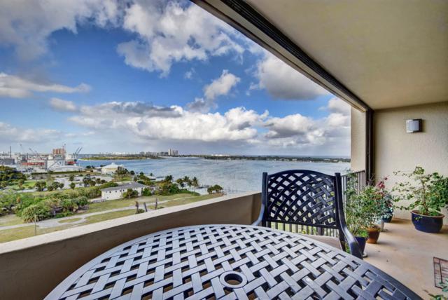 5600 N Flagler Drive #1201, West Palm Beach, FL 33407 (#RX-10505524) :: The Rizzuto Woodman Team