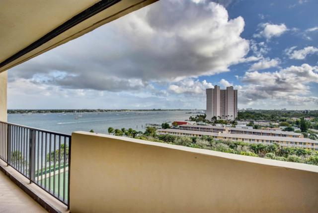 5600 N Flagler Drive #905, West Palm Beach, FL 33407 (#RX-10505525) :: The Rizzuto Woodman Team