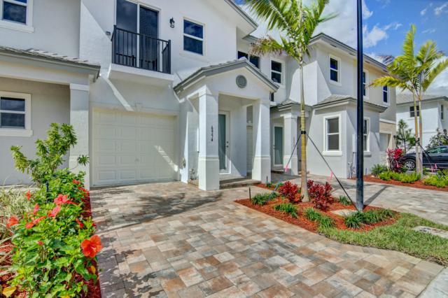 6954 Pines Circle, Coconut Creek, FL 33073 (MLS #RX-10505619) :: EWM Realty International