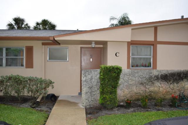 2787 Dudley Drive W C, West Palm Beach, FL 33415 (MLS #RX-10505721) :: Berkshire Hathaway HomeServices EWM Realty
