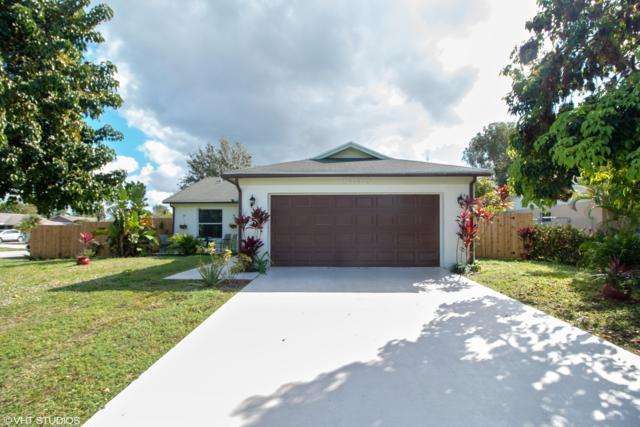 1490 Thornridge Lane, Royal Palm Beach, FL 33411 (#RX-10506027) :: Weichert, Realtors® - True Quality Service