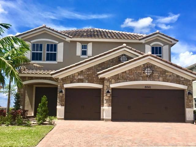 8641 Miralago Way, Parkland, FL 33076 (#RX-10506061) :: Weichert, Realtors® - True Quality Service