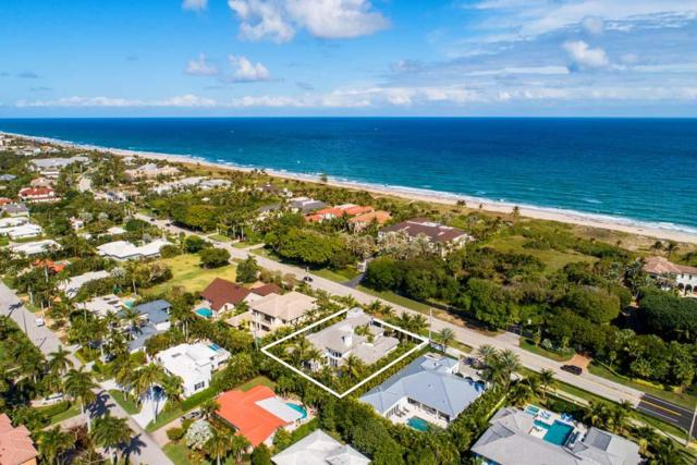 930 S Ocean Boulevard, Delray Beach, FL 33483 (MLS #RX-10506124) :: Berkshire Hathaway HomeServices EWM Realty