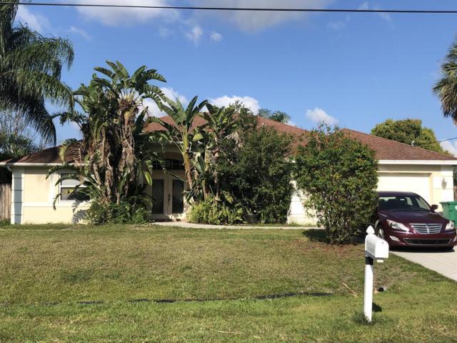 1809 SW Leafy Road, Port Saint Lucie, FL 34953 (#RX-10506321) :: The Reynolds Team/Treasure Coast Sotheby's International Realty