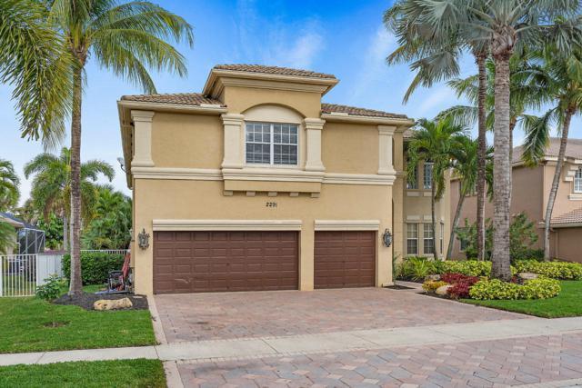 2291 Ridgewood Circle W, Royal Palm Beach, FL 33411 (#RX-10506388) :: Weichert, Realtors® - True Quality Service