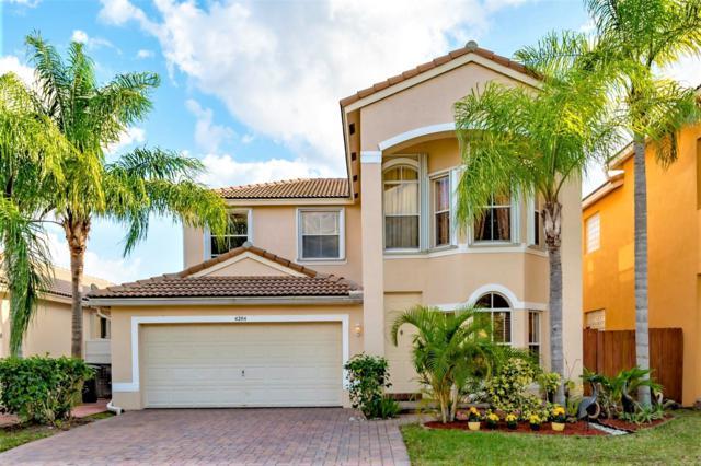 4284 S Magnolia Circle, Delray Beach, FL 33445 (#RX-10506424) :: Dalton Wade