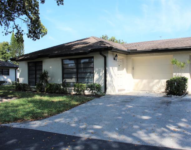 4700 Robinwood Terrace A, Boynton Beach, FL 33436 (#RX-10506497) :: Dalton Wade