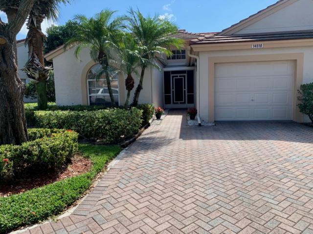 14518 Via Royale, Delray Beach, FL 33446 (#RX-10506557) :: Weichert, Realtors® - True Quality Service