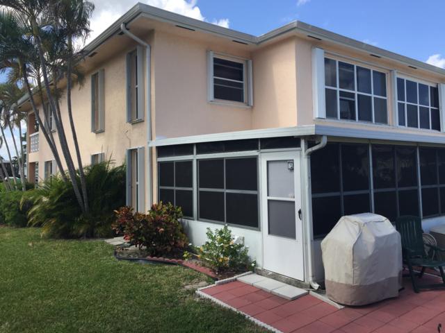 1541 NW 20th Avenue #104, Delray Beach, FL 33445 (#RX-10506574) :: Weichert, Realtors® - True Quality Service