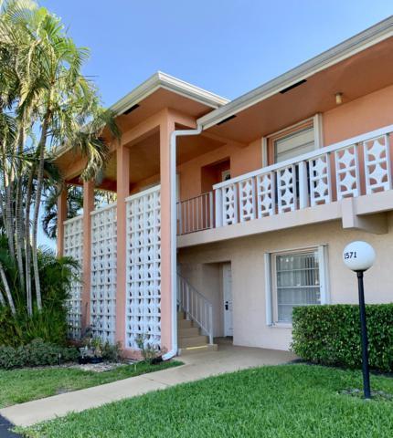 1571 NW 20th Avenue #101, Delray Beach, FL 33445 (#RX-10506580) :: Weichert, Realtors® - True Quality Service