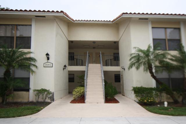 1681 Balfour Point Drive C, West Palm Beach, FL 33411 (#RX-10506594) :: Weichert, Realtors® - True Quality Service