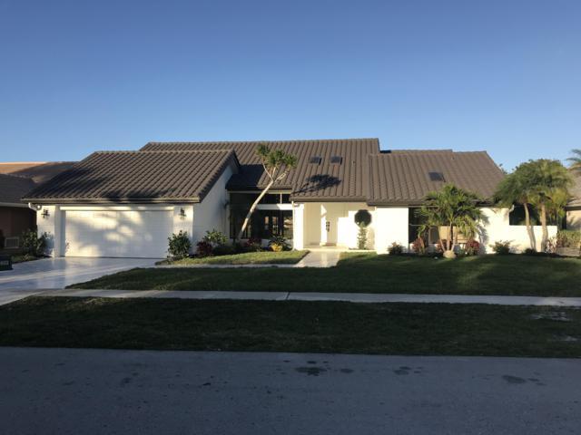 10803 Boca Woods Lane, Boca Raton, FL 33428 (#RX-10506612) :: Weichert, Realtors® - True Quality Service