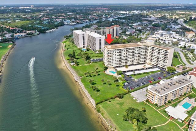 336 Golfview Road #601, North Palm Beach, FL 33408 (#RX-10506643) :: Weichert, Realtors® - True Quality Service