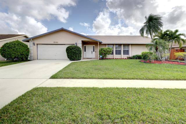 5340 Plains Drive, Lake Worth, FL 33463 (#RX-10506650) :: Weichert, Realtors® - True Quality Service